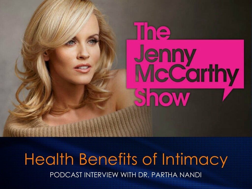 Jenny McCarthy Interview with Dr. Nandi - Benefits of Intimacy