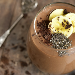 Dr. Nandi's Vegan Chocolate, Banana Smoothie