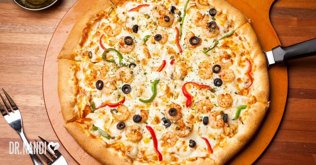Finally, A Pizza For Seafood Lovers