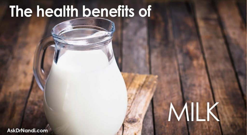 Health Benefits of Milk and Dairy