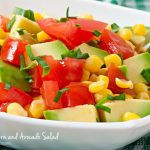 Dr. Nandi's Grilled Corn & Avocado Salad