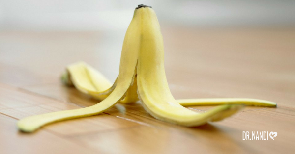Health benefits of the Banana Peal