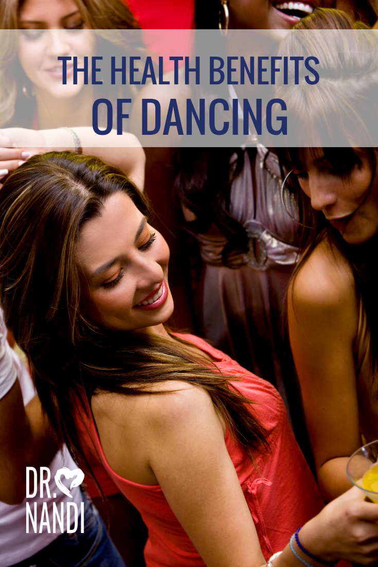 The Health Benefits of Dancing