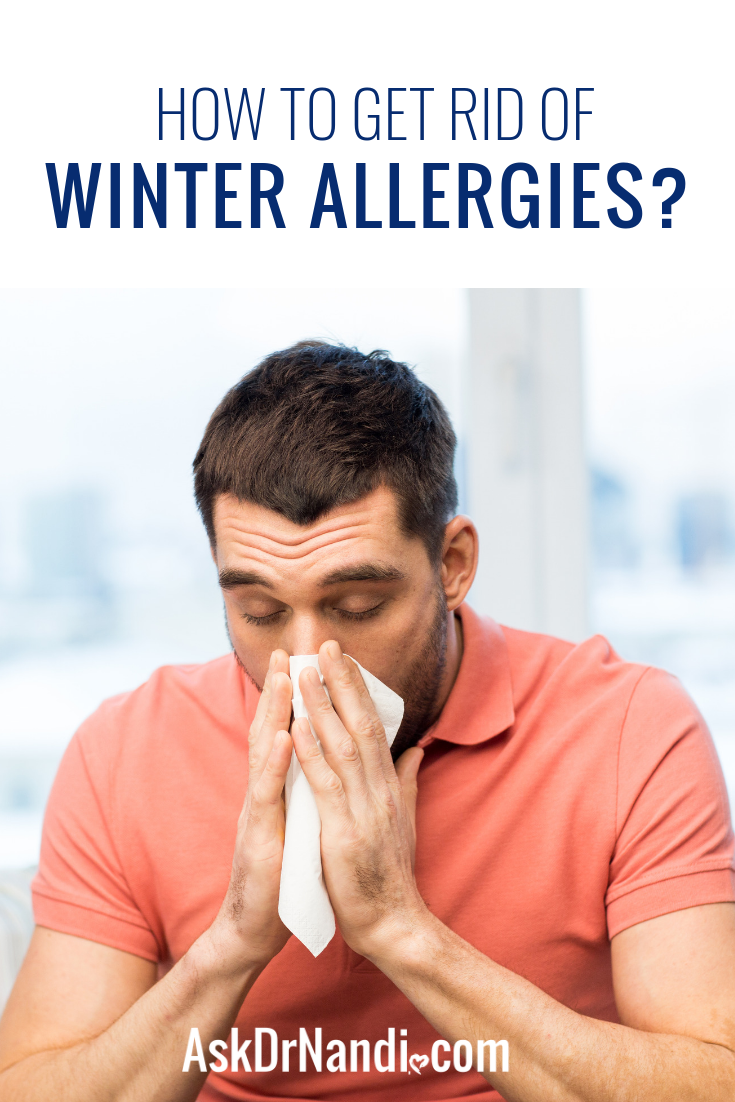 How Do I Get Rid of Winter Allergies?