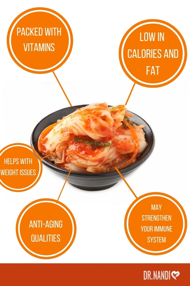 The Surprising Health Benefits of Kimchi