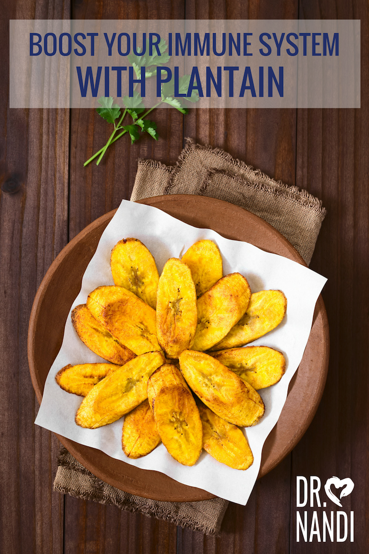 Benefits of Plantains