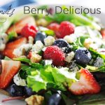 Dr. Nandi's Berry Delicious Salad