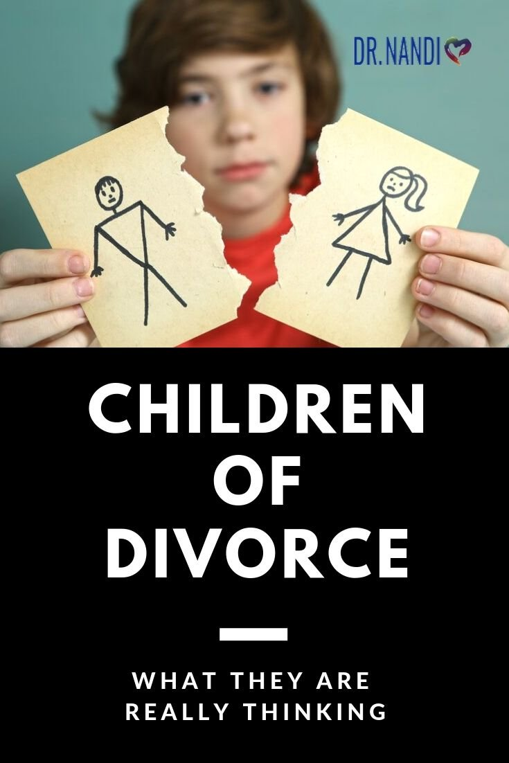 Your Kids Feelings About Your Divorce