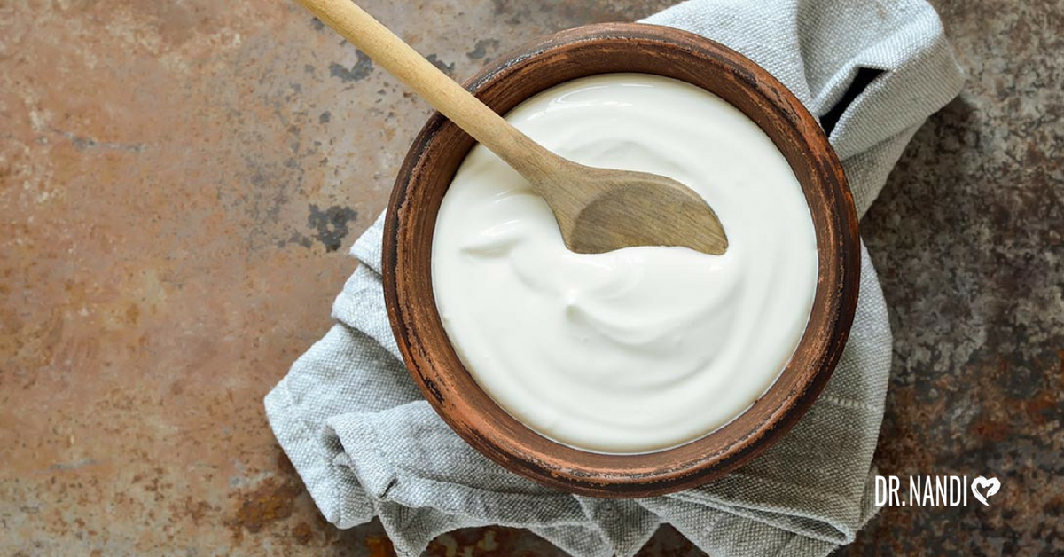 Greek Yogurt, Benefits of greek yogurt