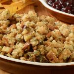 Slow Cooker Healthy Vegan Stuffing
