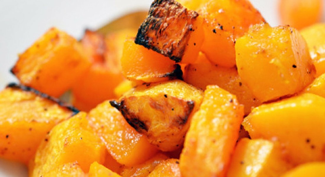 Roasted Garlic Squash Healthy twist on Classic Vegetable