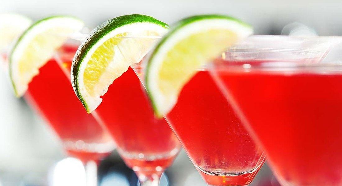 Cosmo Mocktail