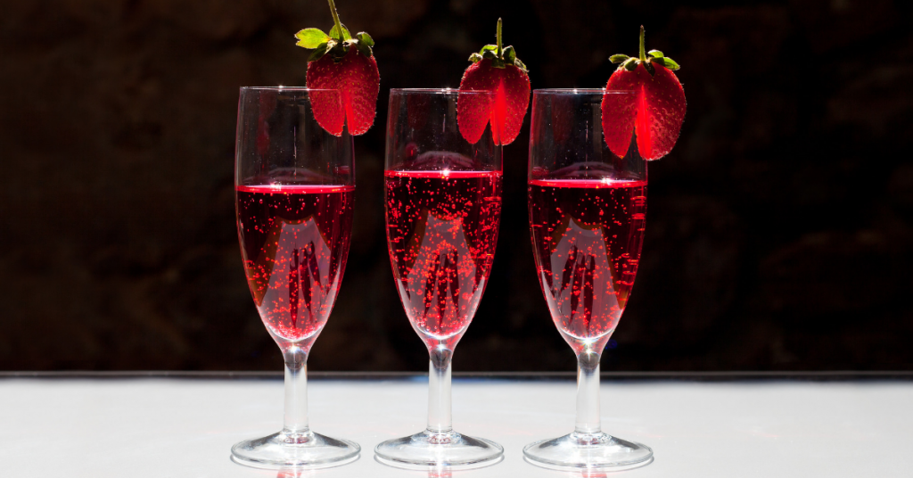 Red Champagne