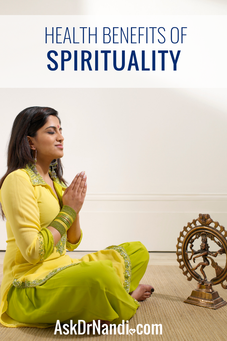 Health Benefits of Spirituality