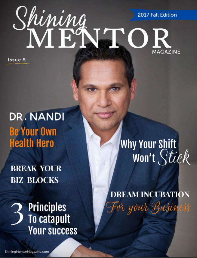 Interview with Dr. Nandi - Become a Health Hero