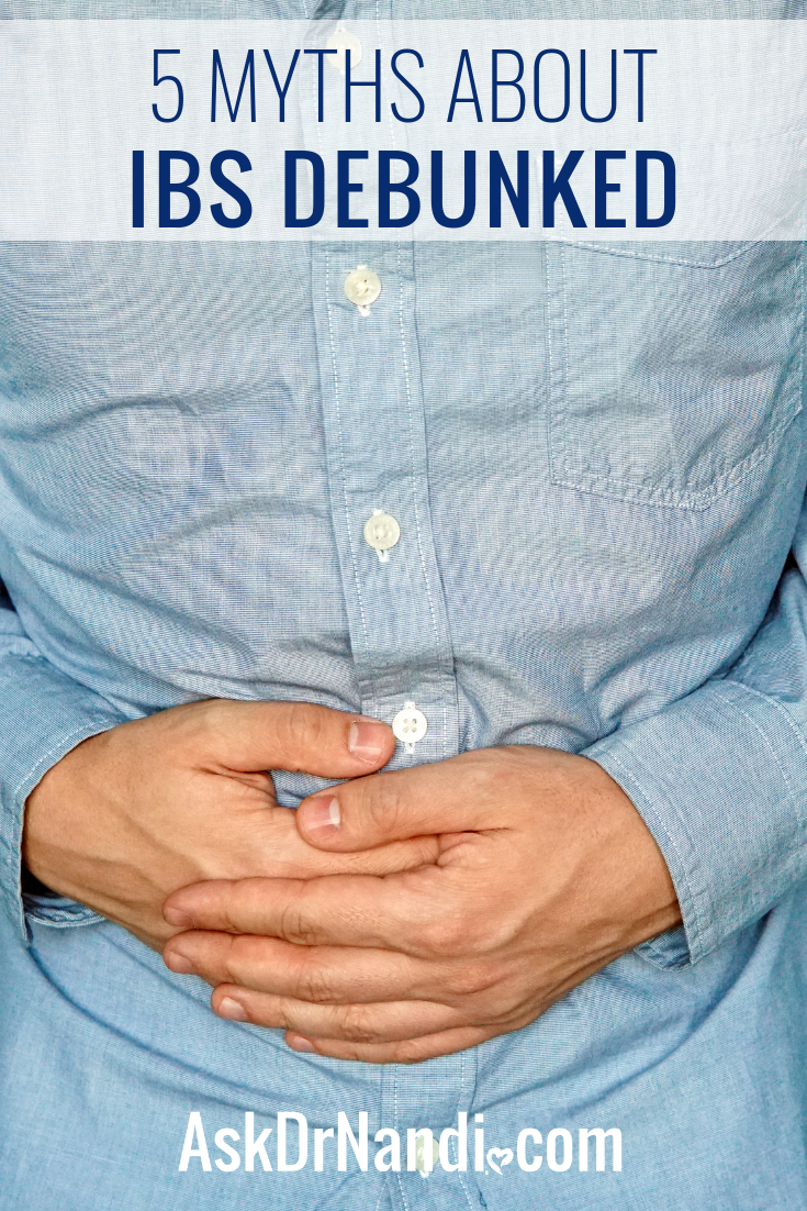 5 Myths About IBS Debunked