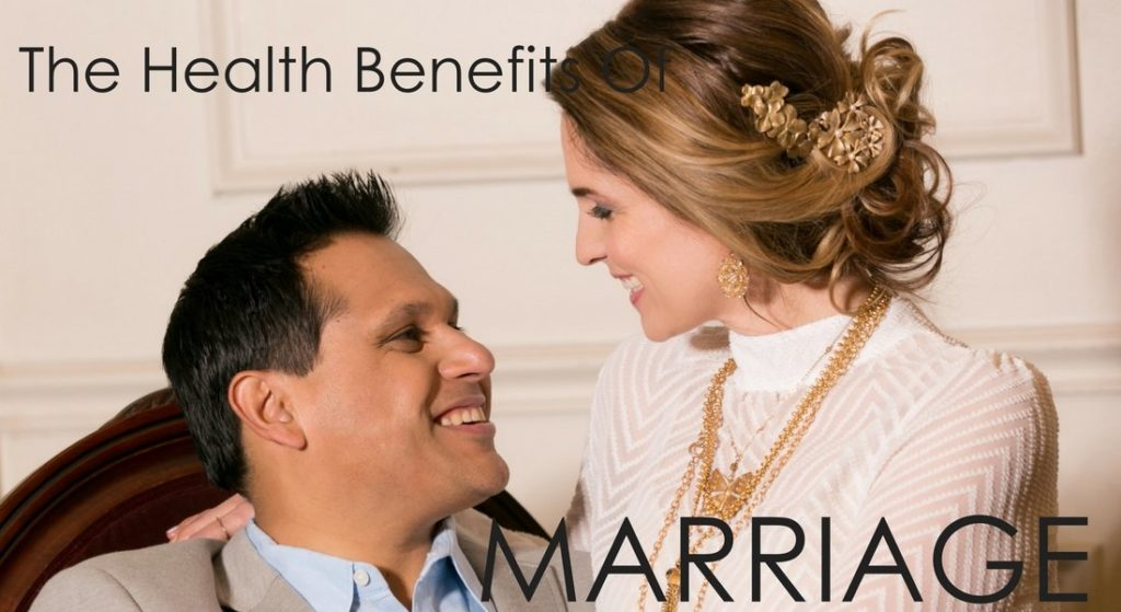 Health Benefits of Marriage