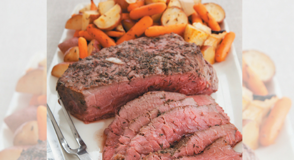 Easy-As-Can-Be Pot Roast Supper