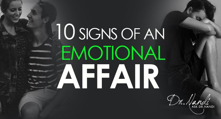 What Is Considered An Emotional Affair