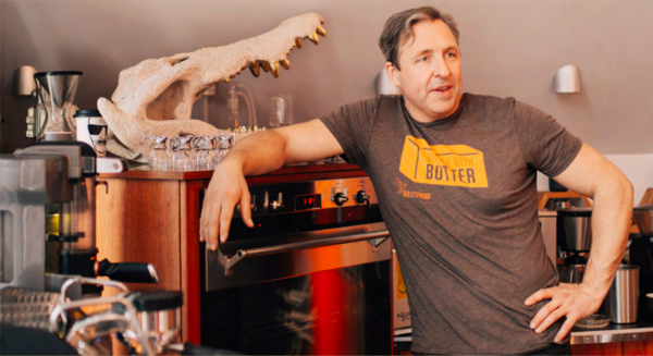 Dave Asprey, Founder & CEO of The Bulletproof Executive