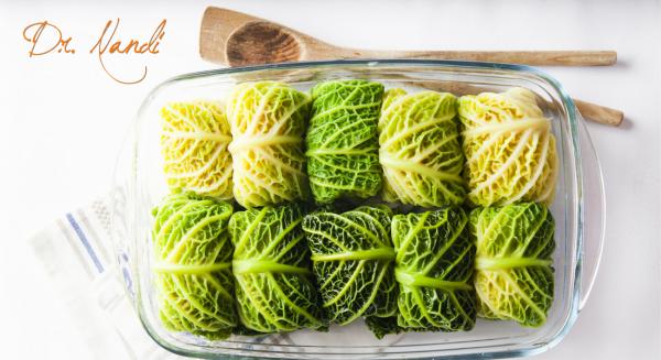 Summer Cabbage Rolls