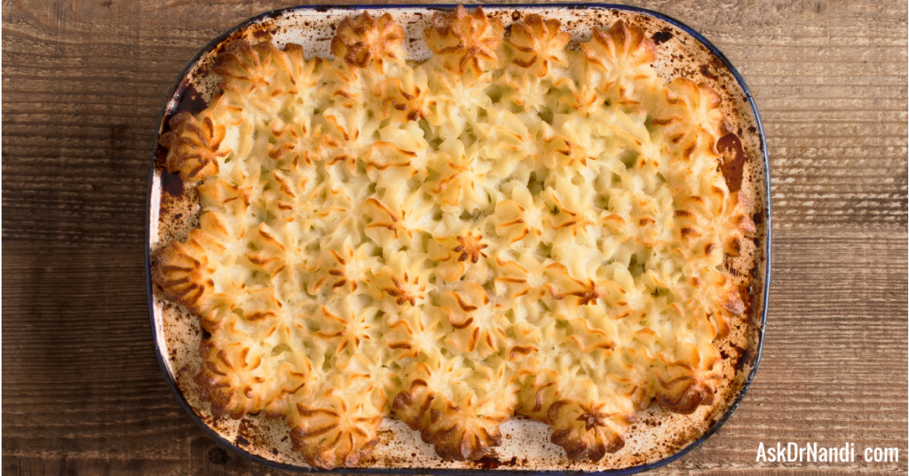 Chicken Shepard's Pie