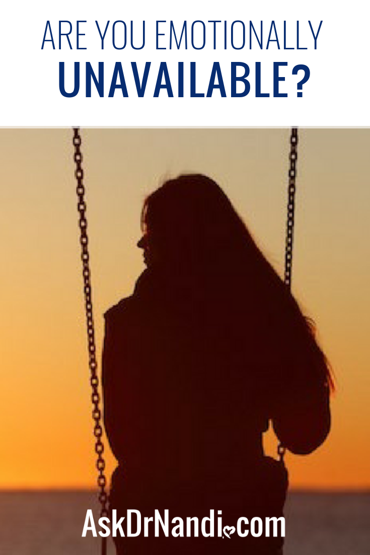 Are you emotionally unavailable?