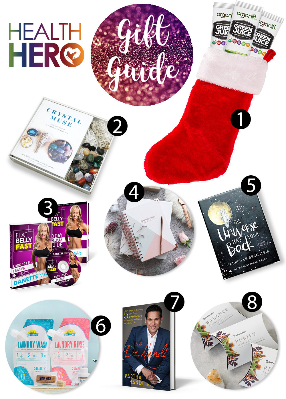 Holiday 2017 Gift Guide Dr. Nandi's Favorite Gift Ideas