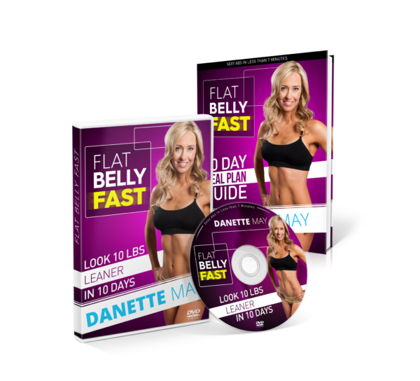 FREE Danette May Flat Belly Fast DVD and 10 Day Meal Plan