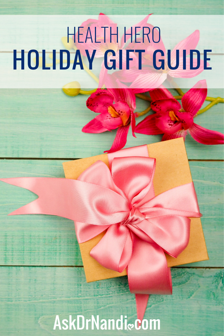 Health Hero Holiday Gift Guide