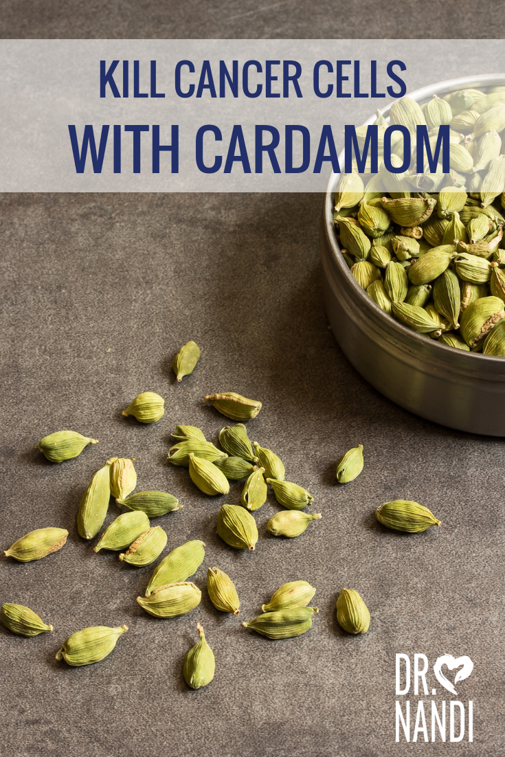 5 Health Benefits of Cardamom
