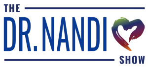 The Dr. Nandi Show Logo