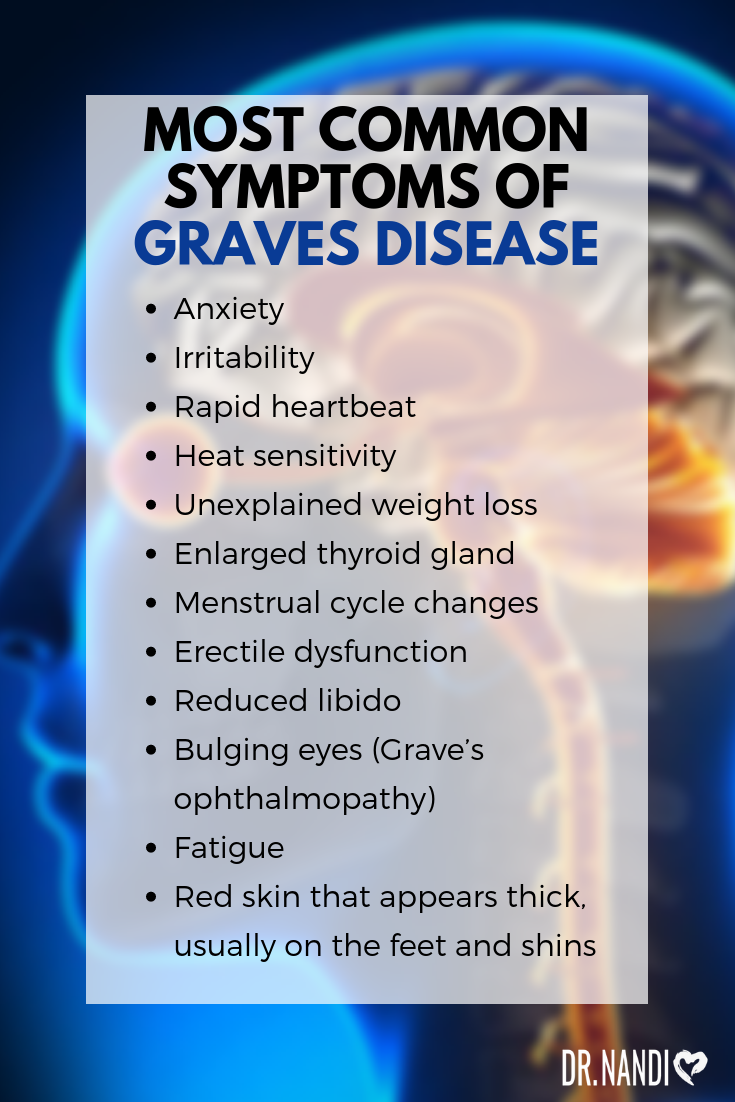 What Is Graves Disease Symptoms Causes And Solutions