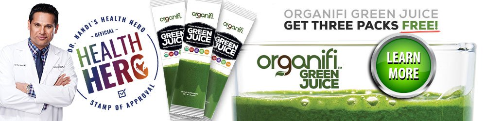 Organifi Green Juice