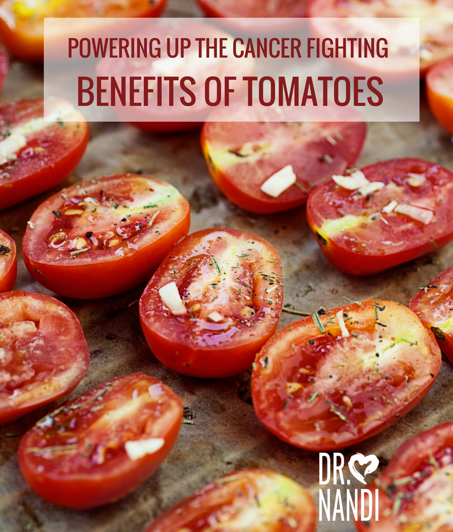 Powering Up the Cancer Fighting Benefits of Tomatoes