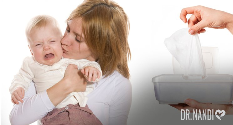 Dangerous Rise in Allergies to Chemicals in Skin Care Products & Baby Wipes