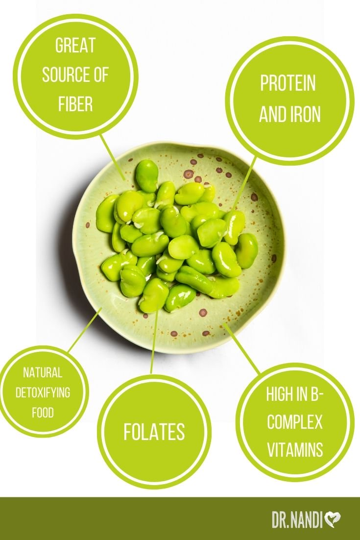 The Incredible Health Benefits of Lima Beans