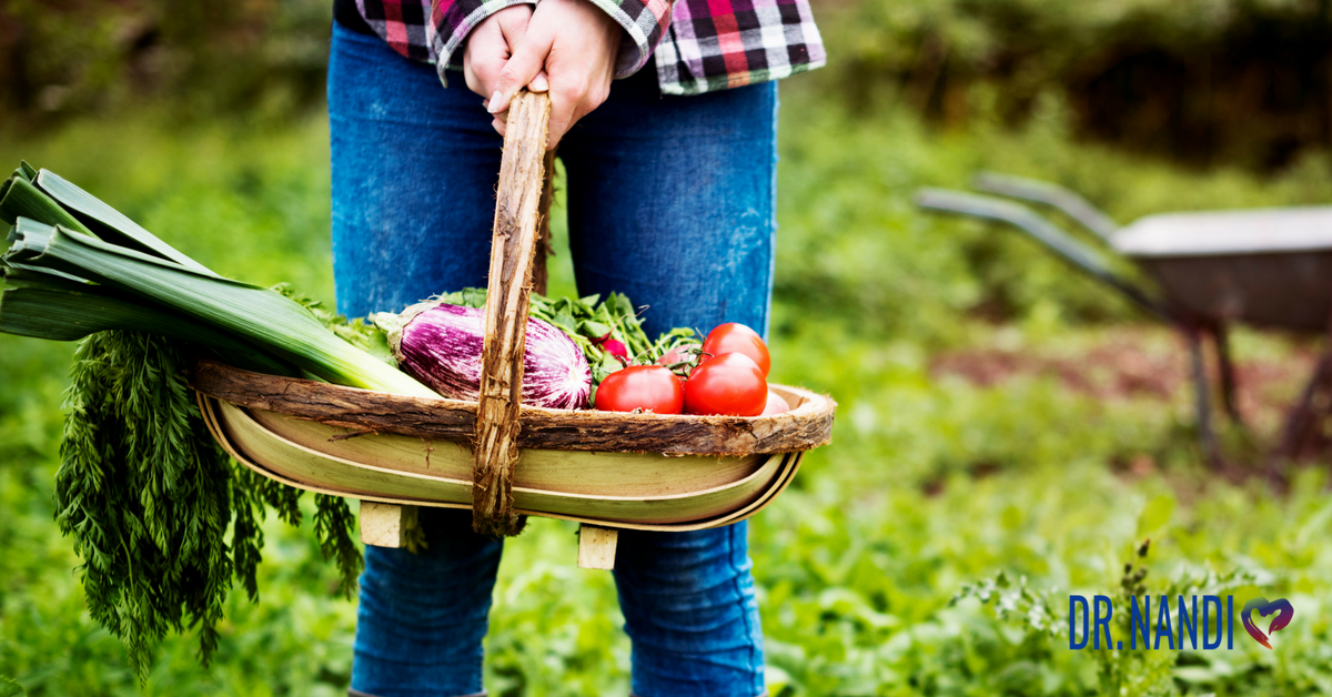 Organic Gardening 101: How To Start Your Organic Garden