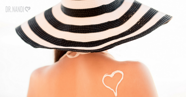 Why you need to wear sunscreen