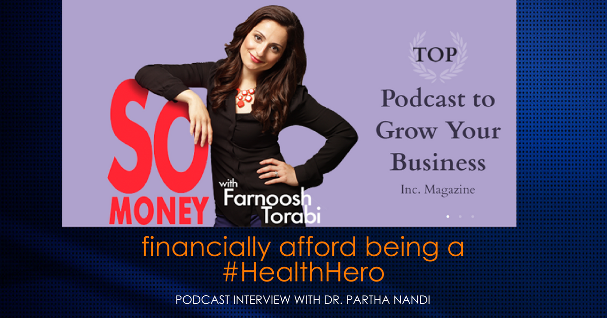 Dr. Nandi on So Money