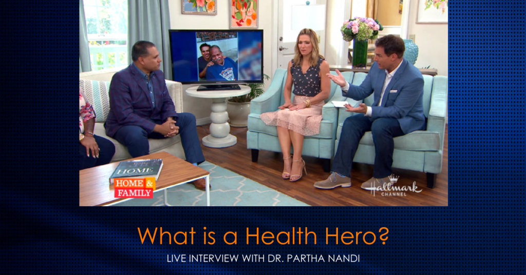 Dr. Nandi on Home & Family