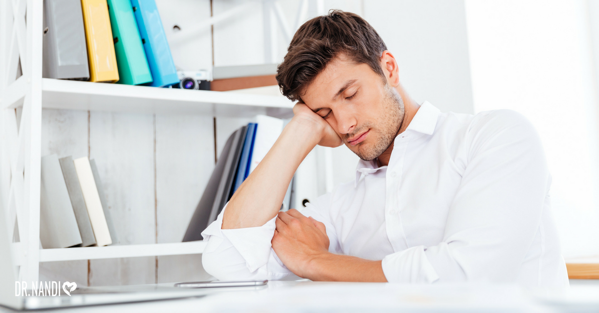 Are you always tired?  Here are 7 hidden causes