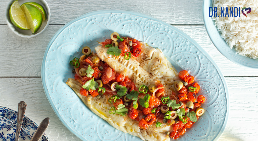 Brain-Boosting Fish Fillets