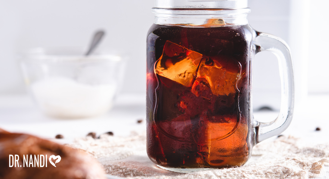 Enjoy this Cold Brew Coffee recipe!