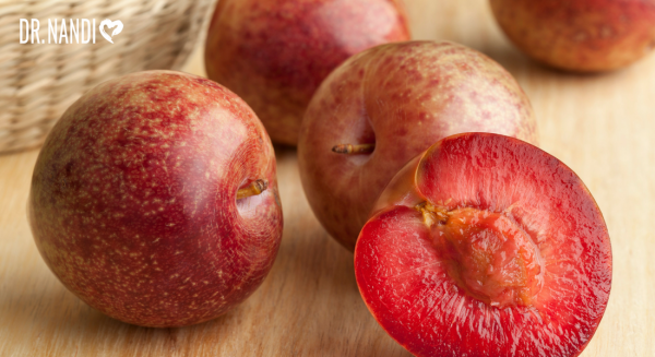 Health Benefits of Pluots