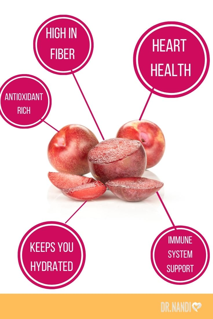 Health Benefits of Pluots: The Hybrid Fruit You Need in Your Life