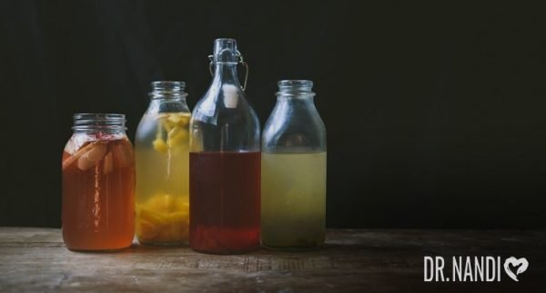 kombucha, drink, health