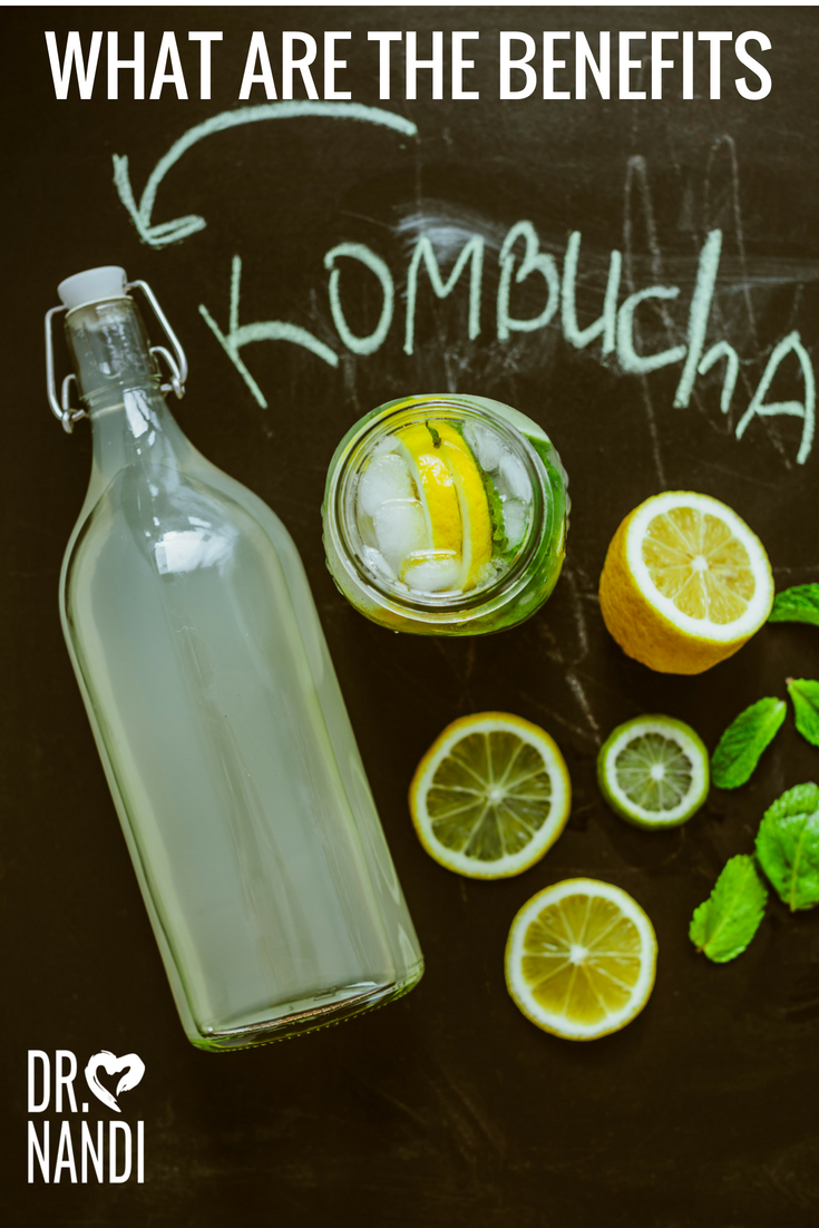Why You Should Drink Kombucha Every Day