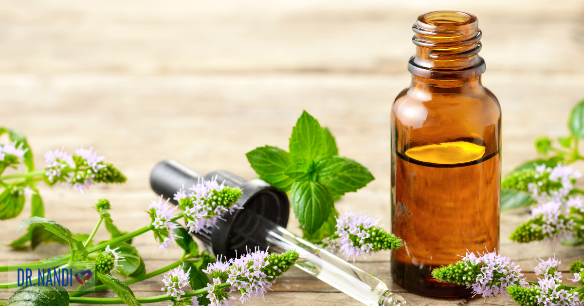 4 Best Essential Oils For A Sore Throat
