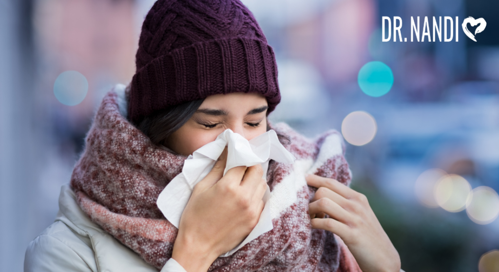 How to Avoid Winter Ailments, asthma, cold, flu